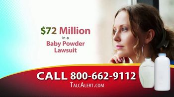 Gold Shield Group TV Spot, \'Talcum Powder Lawsuit\'