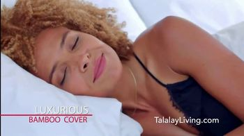 Talalay Pillow TV Spot, 'New Kind of Pillow'