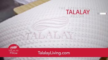 Talalay Pillow TV Spot, 'New Kind of Pillow' - Thumbnail 6