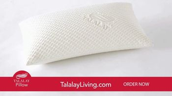 Talalay Pillow TV Spot, 'New Kind of Pillow' - Thumbnail 7