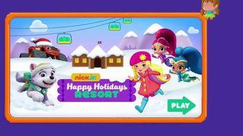 Happy Holidays Resort Game TV Spot, 'Jr. Gamers: Zoe' - Thumbnail 2