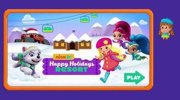 Happy Holidays Resort Game TV Spot, 'Jr. Gamers: Zoe' - Thumbnail 3