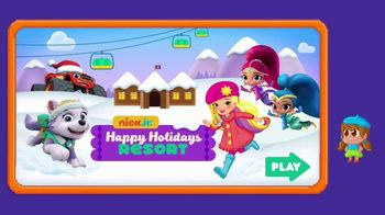 Happy Holidays Resort Game TV Spot, 'Jr. Gamers: Zoe' - 4 commercial airings