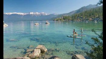 Visit Reno Tahoe TV Spot, 'Live Life Unfiltered'