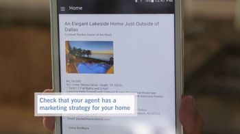 Coldwell Banker TV Spot, 'Questions to Ask Your Agent' - Thumbnail 7