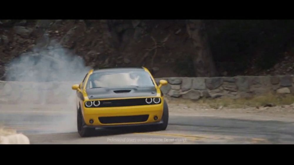 Dodge Big Finish TV Commercial, 'Run With Fear: 2018 Charger SXT' [T2]