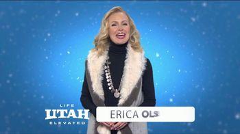 Visit Utah TV Spot, 'Winter Getaway' Featuring Erica Olsen - Thumbnail 1