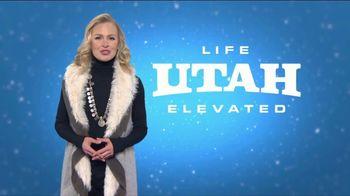 Visit Utah TV Spot, 'Winter Getaway' Featuring Erica Olsen - Thumbnail 10