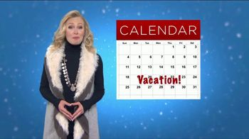 Visit Utah TV Spot, 'Winter Getaway' Featuring Erica Olsen - Thumbnail 2