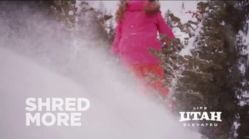 Visit Utah TV Spot, 'Winter Getaway' Featuring Erica Olsen - Thumbnail 9