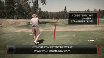 X59 Smart Draw Driver TV Spot, 'More Consistent Drives' Feat. Bobby Wilson - 6 commercial airings