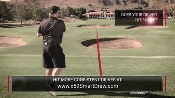 X59 Smart Draw Driver TV Spot, 'More Consistent Drives' Feat. Bobby Wilson - Thumbnail 2