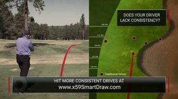 X59 Smart Draw Driver TV Spot, 'More Consistent Drives' Feat. Bobby Wilson - Thumbnail 3