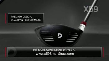 X59 Smart Draw Driver TV Spot, 'More Consistent Drives' Feat. Bobby Wilson - Thumbnail 5
