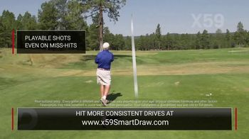 X59 Smart Draw Driver TV Spot, 'More Consistent Drives' Feat. Bobby Wilson - Thumbnail 7