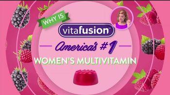 VitaFusion Women's TV Spot, 'Super Women's Support' - Thumbnail 2