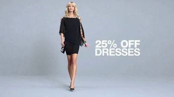 Macy's After Christmas Sale TV Spot, 'Dresses, Underwear and Bras' - Thumbnail 2