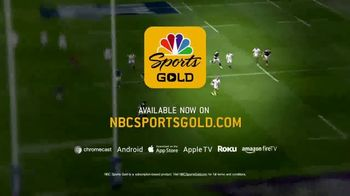 NBC Sports Gold Rugby Pass TV Spot, 'Even More' - Thumbnail 7