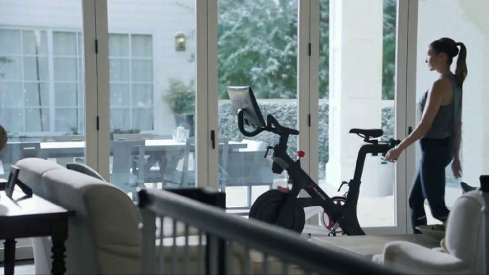 Peloton TV Commercial, 'Give' Song by Sia - Video