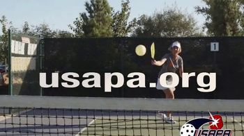 USAPA Pickleball TV Spot, 'Players of All Ages' - Thumbnail 10