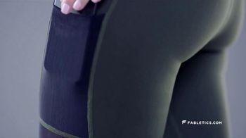 Fabletics.com TV Spot, 'Super Sculpting Fabric'