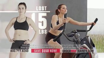 Bowflex New Year's Sale TV Spot, 'Max Trainer: The Fastest Workout' - Thumbnail 4
