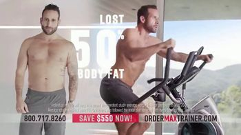 Bowflex New Year's Sale TV Spot, 'Max Trainer: The Fastest Workout' - Thumbnail 5