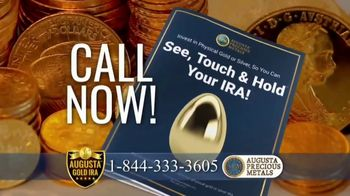 Augusta Gold IRA TV Spot, '401k to Gold IRA Rollover' - Thumbnail 8