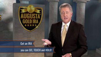 Augusta Gold IRA TV Spot, '401k to Gold IRA Rollover'