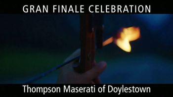 Maserati Gran Finale Celebration TV Spot, 'The Maserati of SUVs' [T2] - Thumbnail 5