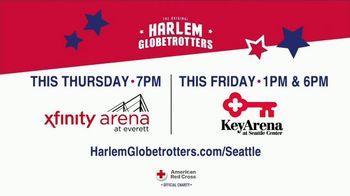 Harlem Globetrotters TV Spot, 'Everett & Seattle' - Thumbnail 8