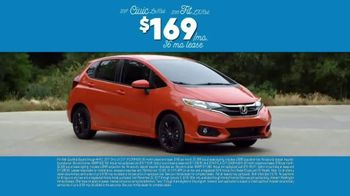 Happy Honda Days TV Spot, 'Best Deals of the Year' [T2] - Thumbnail 4