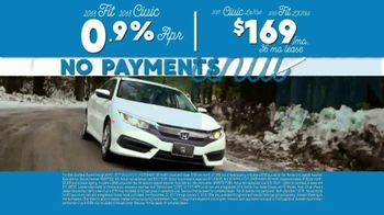 Happy Honda Days TV Spot, 'Best Deals of the Year' [T2] - Thumbnail 5