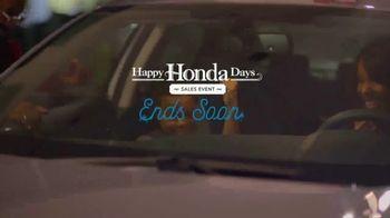 Happy Honda Days TV Spot, 'Best Deals of the Year' [T2] - Thumbnail 8