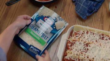 Kraft Mozzarella With a Touch of Philadelphia TV Spot, 'Lasagna' - Thumbnail 7