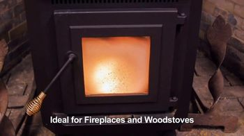 Creosote Sweeping Log TV Spot, 'Protect Your Home' - Thumbnail 4