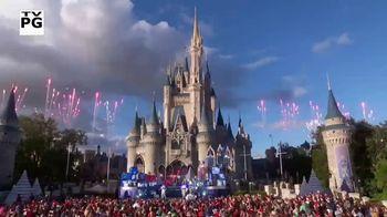 DisneyNOW TV Spot, 'Disney Parks Magical Christmas Celebration' - Thumbnail 1