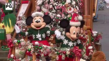 DisneyNOW TV Spot, 'Disney Parks Magical Christmas Celebration' - Thumbnail 2