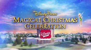 DisneyNOW TV Spot, 'Disney Parks Magical Christmas Celebration' - Thumbnail 8