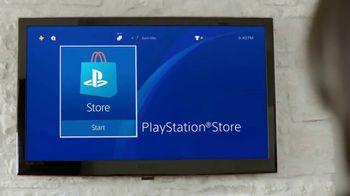 PlayStation Store TV Spot, 'Syfy: Holiday Blues' - Thumbnail 3