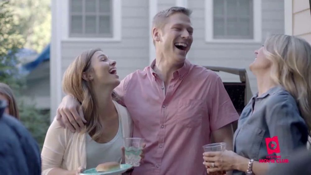 Lifetime Movie Club TV Commercial, 'Forget Life Ever Existed'