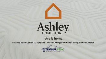 Ashley HomeStore TV Spot, 'Tempur-Pedic: Power Your Life' - Thumbnail 8
