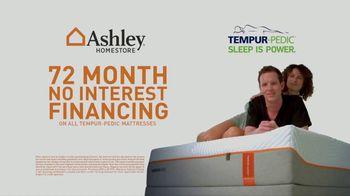 Ashley HomeStore TV Spot, 'Tempur-Pedic: Power Your Life' - Thumbnail 7