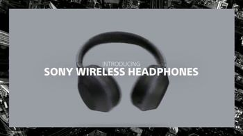 Sony Wireless Headphones TV Spot, 'All Day Power' - Thumbnail 3