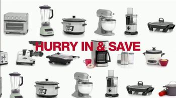 Macy's One Day Sale TV Spot, 'Pillows, Luggage and Kitchen Appliances' - Thumbnail 9