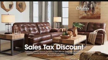 Ashley HomeStore New Year's Sale TV Spot, 'Free Delivery' - Thumbnail 7