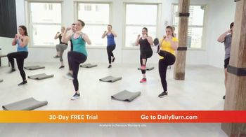 Daily Burn TV Spot, \'Yoga, Cardio and Dance\'