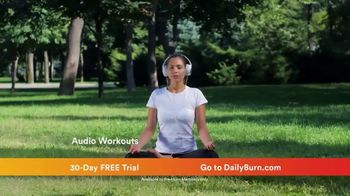 Daily Burn TV Spot, 'Yoga, Cardio and Dance' - Thumbnail 7