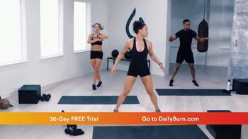 Daily Burn TV Spot, 'Yoga, Cardio and Dance' - Thumbnail 8