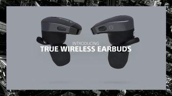 Sony True Wireless Earbuds TV Spot, 'Escape the Noise'